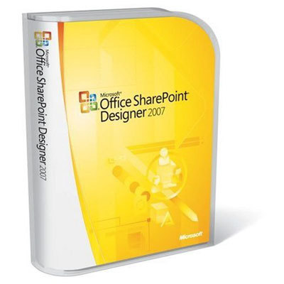 SharePoint Designer 2007 Product Key