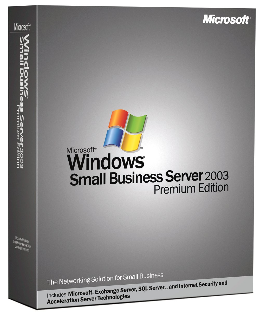 Microsoft Windows Small Business Server 2003 Premium Edition Product Key