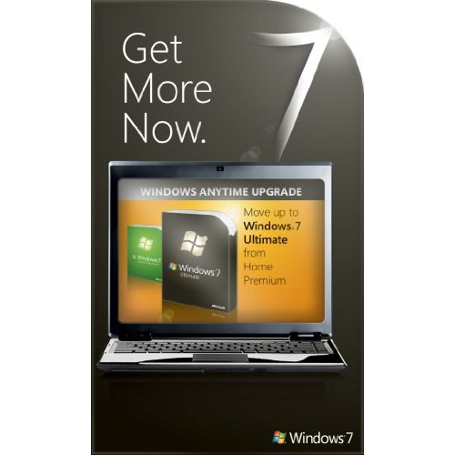 Windows 7 Home Basic to Ultimate Anytime Upgrade Product Key