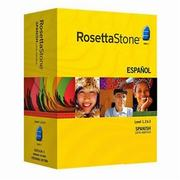 Rosetta Stone Spanish (Latin America) Level 1, 2, 3 Set Product Key
