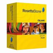 Rosetta Stone Italian Level 1, 2, 3, 4, 5 Set Product Key