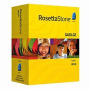 Rosetta Stone Irish Level 1, 2, 3 Set Product Key